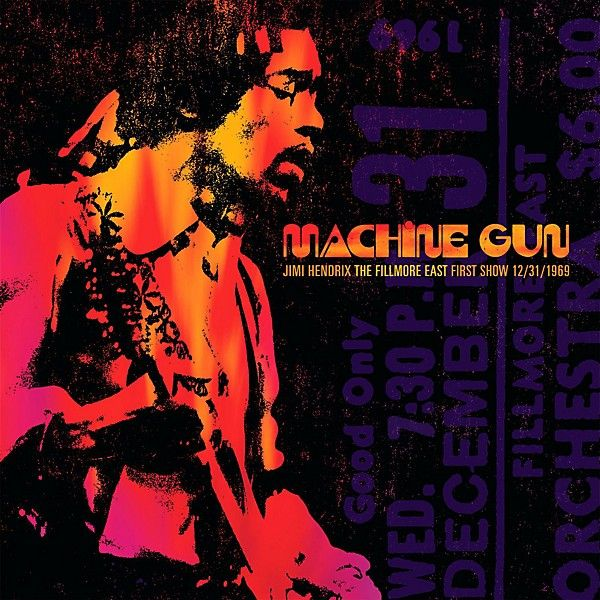 - Live At The Fillmore East  Happy Birthday Jimi!