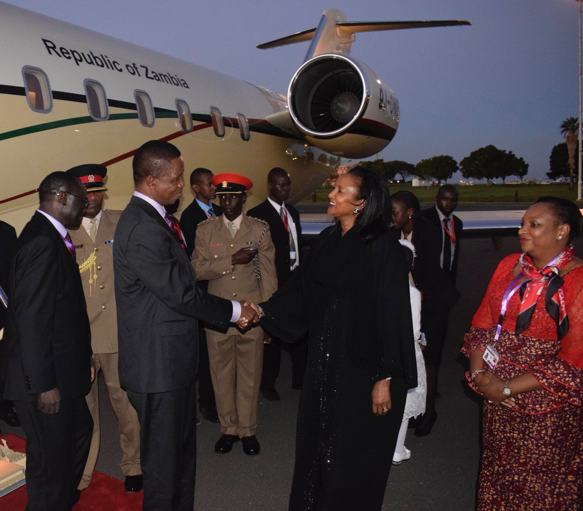 Prominent world leaders jet into Kenya for Uhuru's swearing-in ceremony