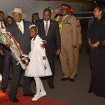 World leaders already in Kenya ahead of Uhuru's inauguration