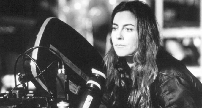 """I can\t stand outside myself and be anybody else.\""- Happy Birthday Kathryn Bigelow"