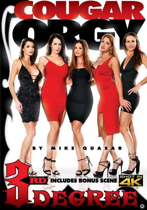 #ComingSoon COUGAR ORGY starring @ReaganFoxx_ @TheMercedesXXX @MsIndiaSummer @silviasaigexxx @WickedYummy1