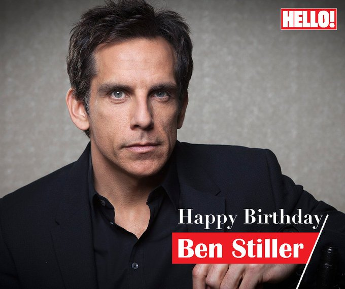 HELLO! wishes Ben Stiller a very Happy Birthday