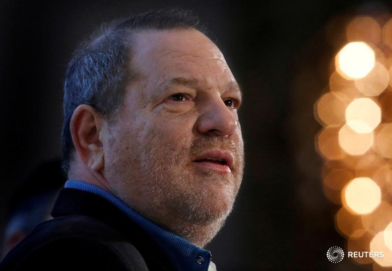 British actress sues Harvey Weinstein in New York alleging sex trafficking