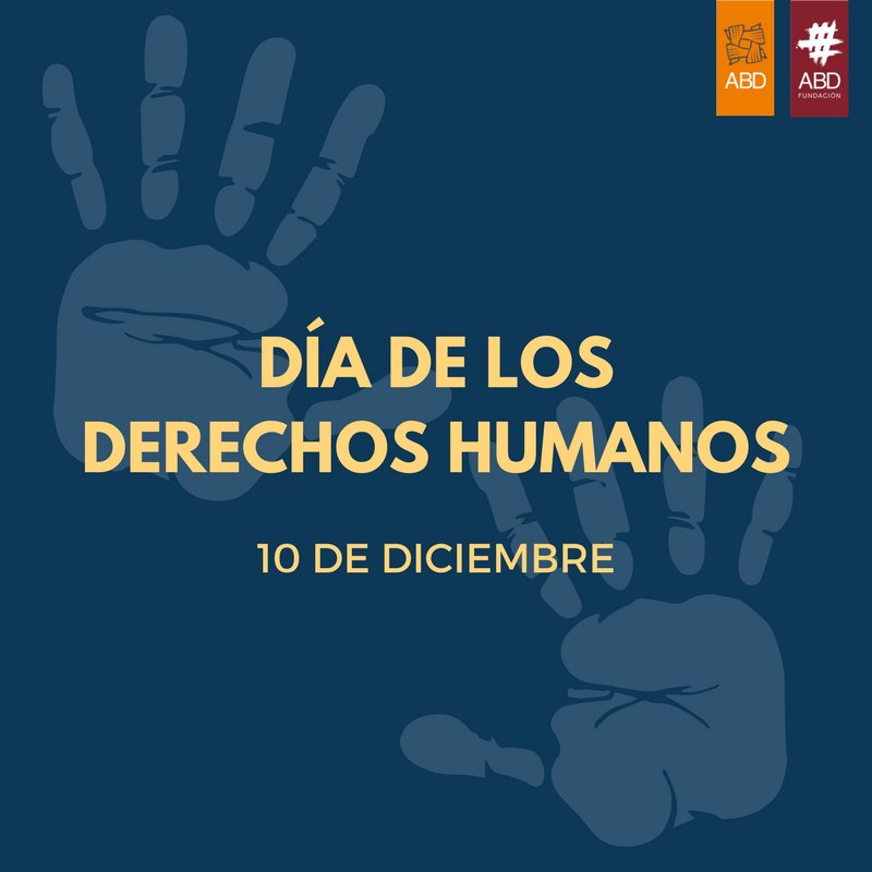 test Twitter Media - 📆 Hoy 10 de Diciembre celebramos el #DíadelosDDHH. Aun que mucho por hacer pero seguiremos luchando y trabajando por ellos! 💪💪 #DerechosHumanos #DDHH #HumanRightsDay #HumanRights https://t.co/AqMsLqX6XD
