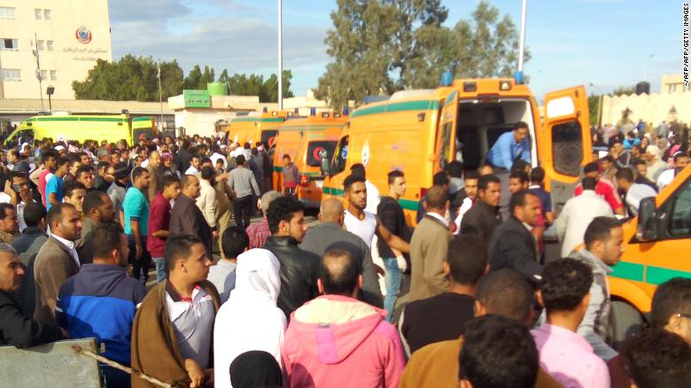 Why the massacre of Muslims in Sinai was too extreme for al Qaeda by