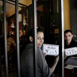 Prison-themed restaurant in Egypt draws in curious diners