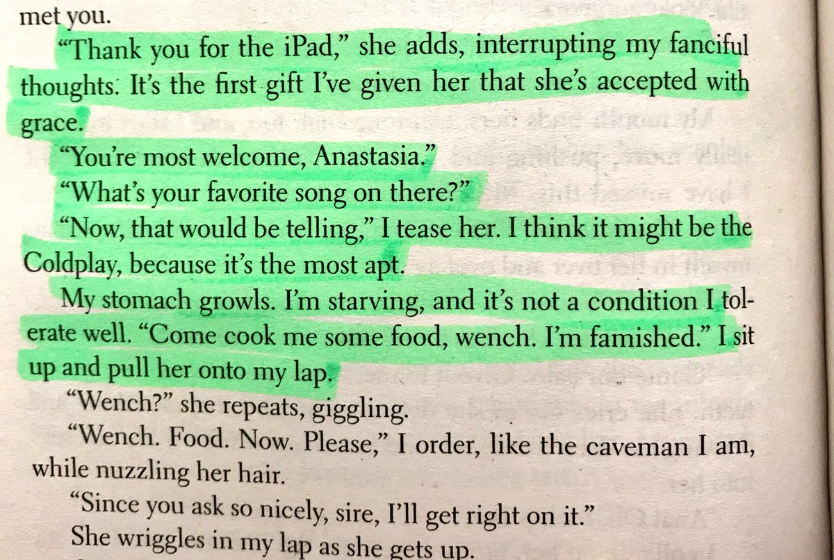 The Latest Fifty Shades Book Has Got The Most Ridiculous Passage About Raw Chicken And It S Batshit