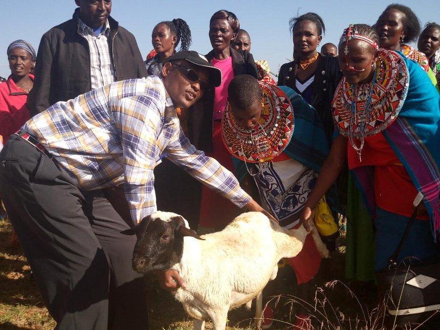 Samburu women benefit from Sh1m project