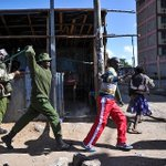 As Netanyahu visits Kenya, 3 shot dead by police in opposition protest