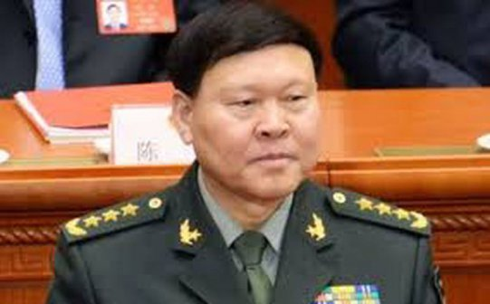 Former Chinese military boss commits suicide to evade prosecution
