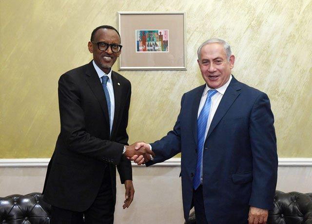 Israel to open embassy in Rwanda