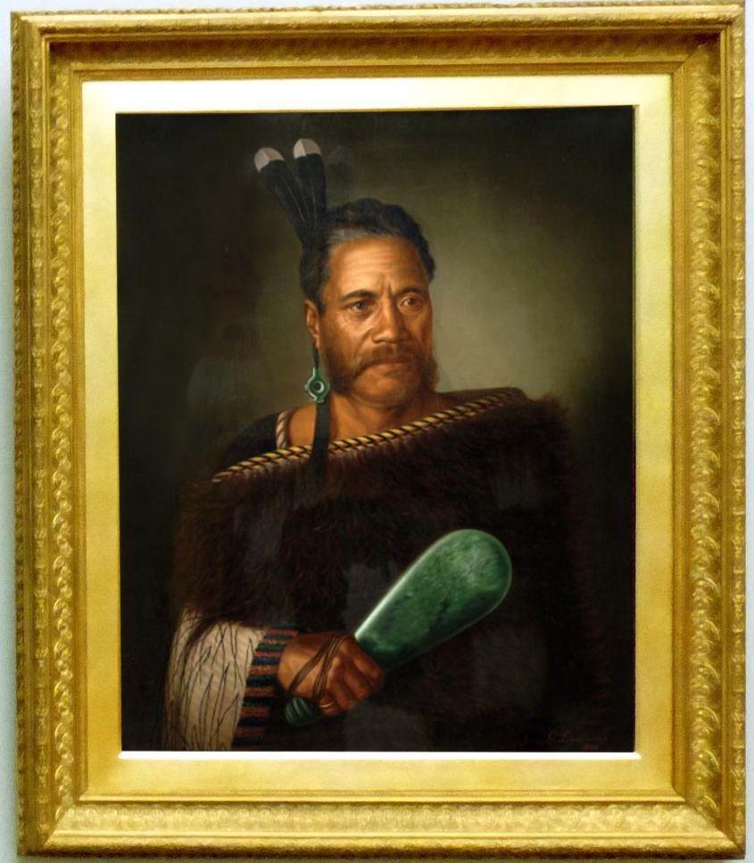 Stolen Maori Portrait Appears For Sale on Dark Web https://t.co/qMgs6egU6c https://t.co/UGDpWl9gaC