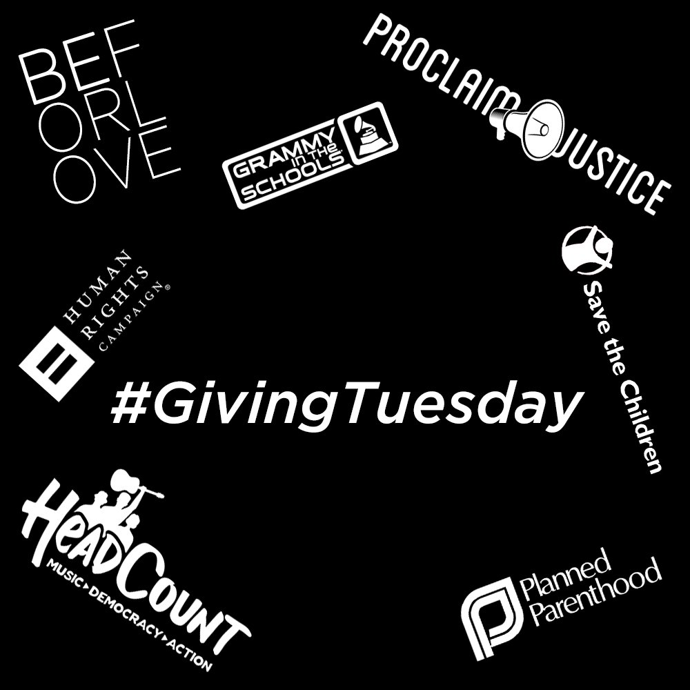 test Twitter Media - Looking for a way to participate in #GivingTuesday? The Dixie Chicks suggest looking into the following causes, learn more about each of these great organizations at this link ---> https://t.co/LBnjV4DOMC https://t.co/UMFXE9TciD