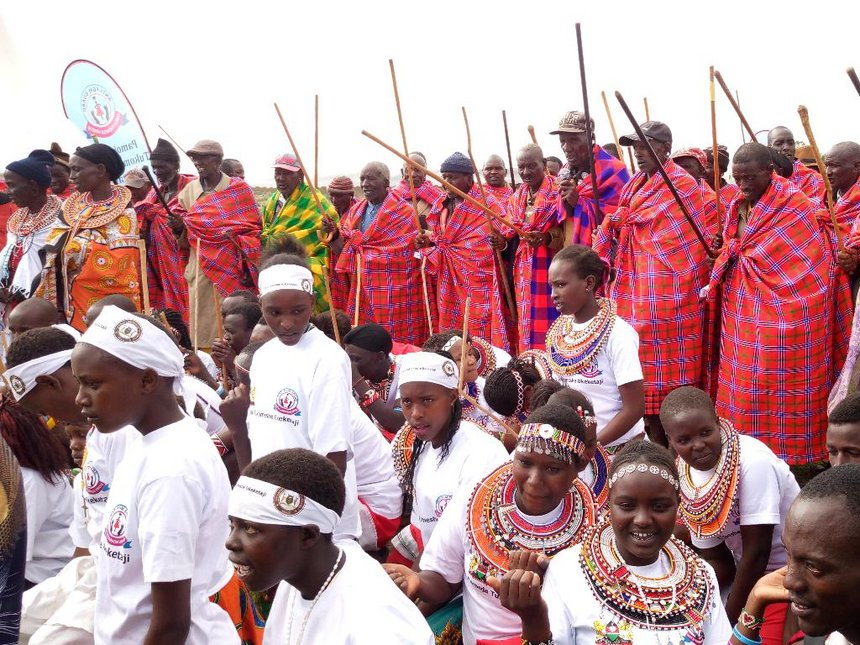Maa elders lift curse initially placed on girls against FGM