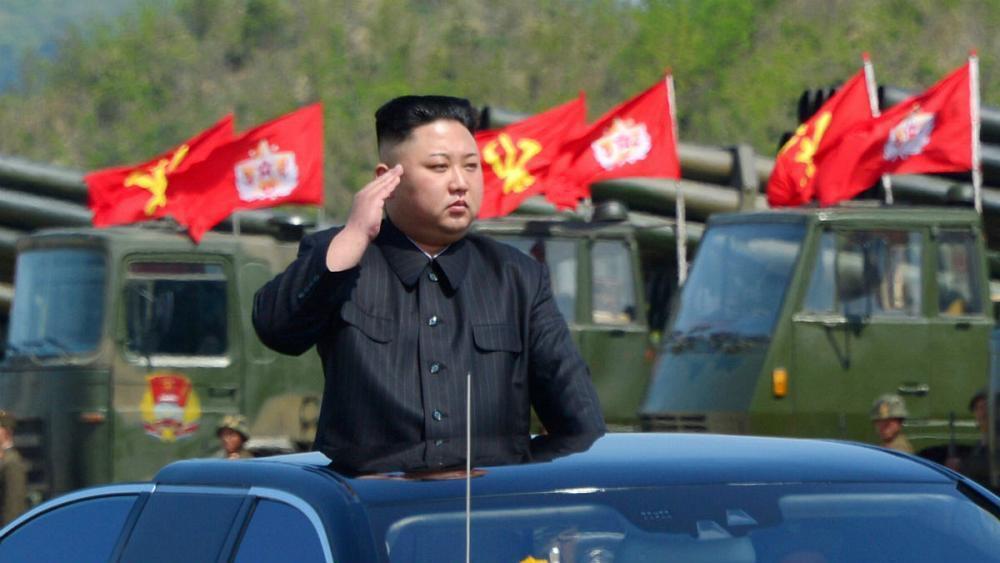 North Korea 'fires ballistic missile'