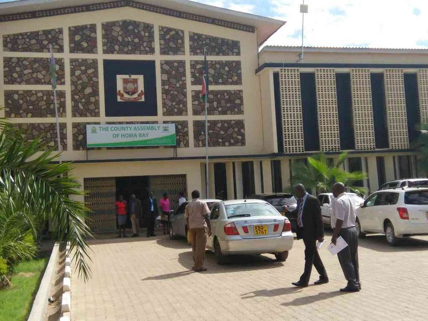 Homa Bay unable to explain how assembly spent over Sh825 million - Ouko