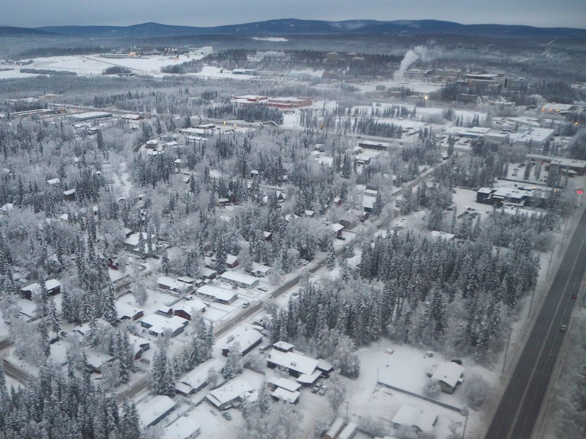Toxins from firefighting foams found in Fairbanks drinking-water wells