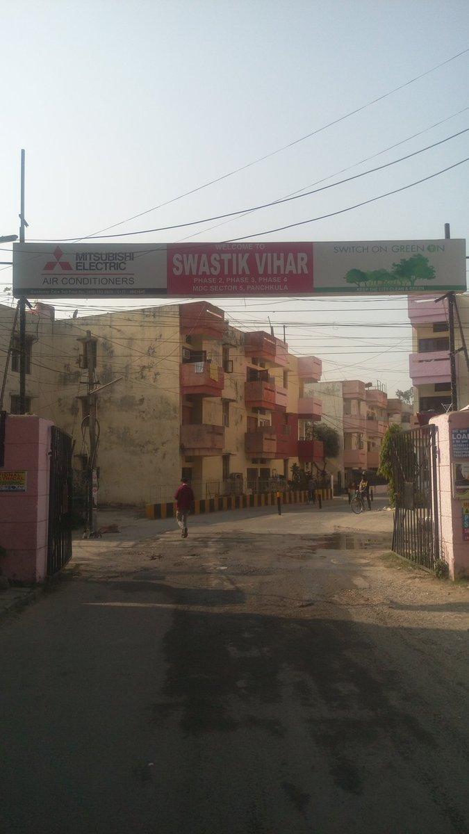 test Twitter Media - @pklsamachar Inhuman cond for poor living in EWS Flats, Swastik Vihar, PH 2, MDC Sec 5, Panchkula. See Video https://t.co/uSML3GbSza https://t.co/soGmcbepAJ