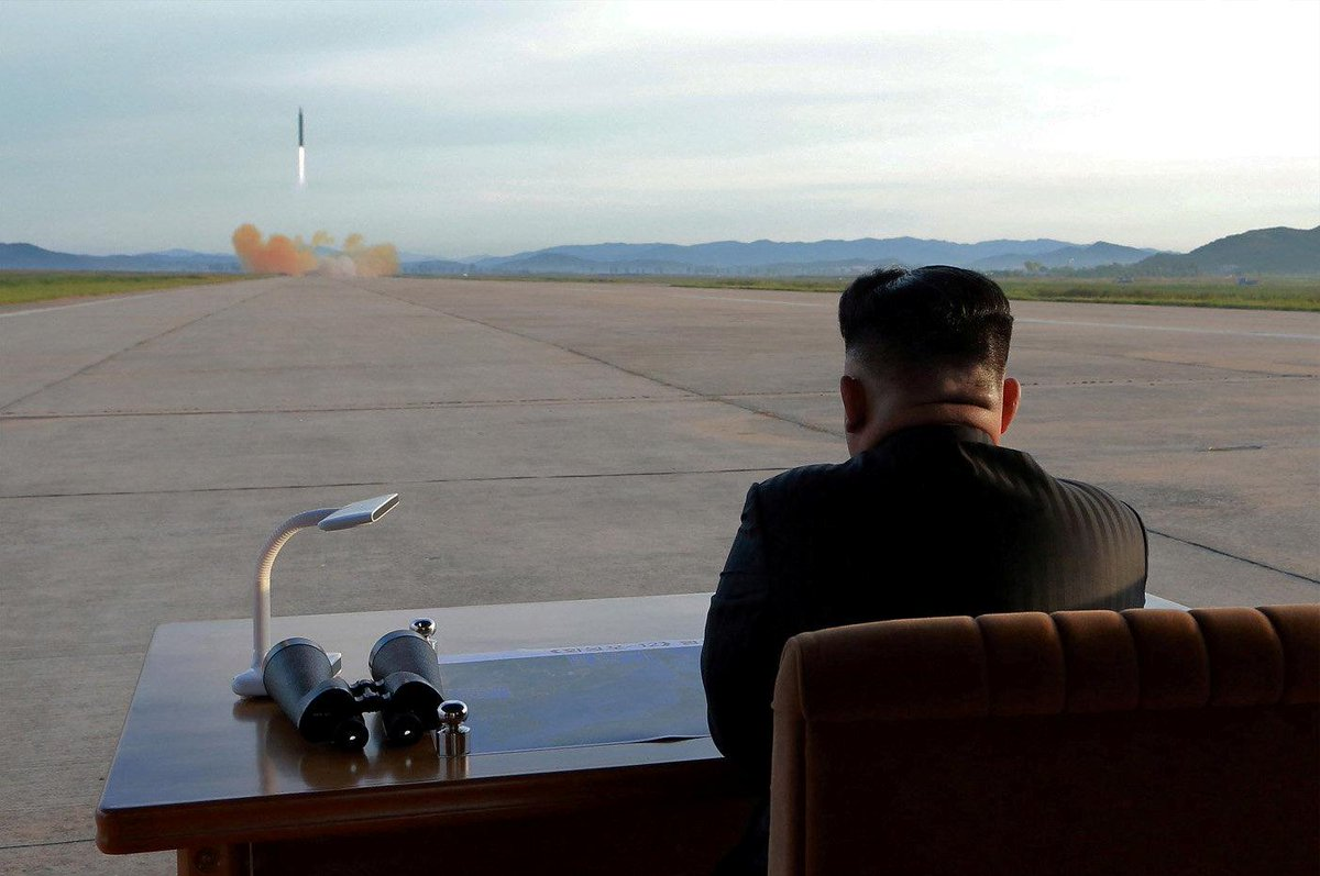 Why North Korea launched another missile now, after two months of silence
