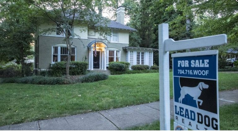 Charlotte area named one of top housing markets nationwide - | WBTV Charlotte