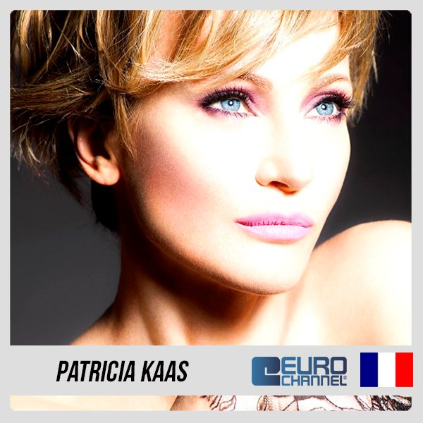 We wish a very happy birthday to Patricia Kaas!