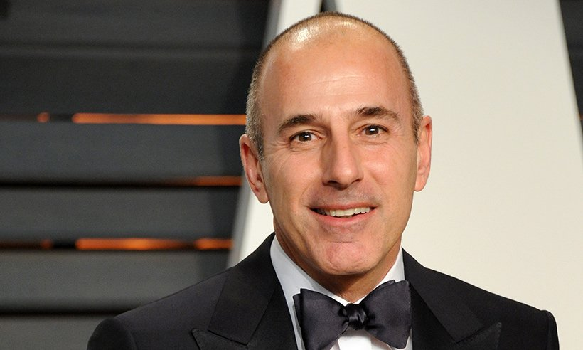 BREAKING NEWS: Matt Lauer has been sacked by NBC