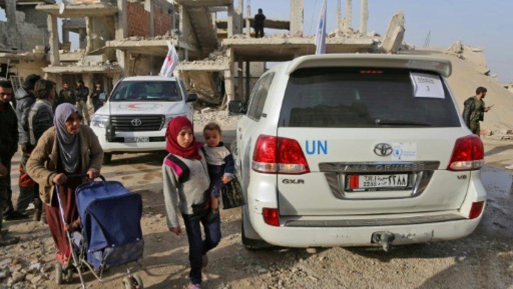Assad negotiators expected at Syria peace talks