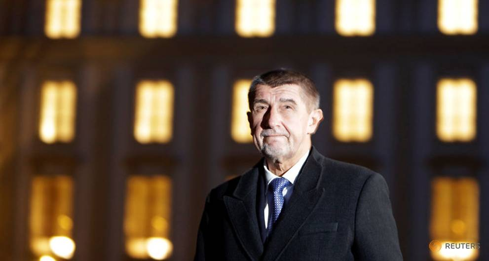 Czech government resigns, making way for election winner Babis