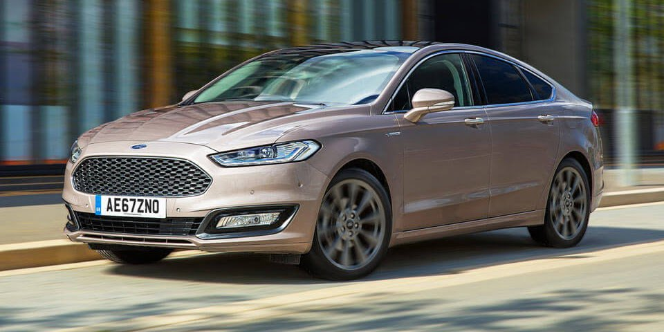 Ford May Shift Fusion And Mondeo Production To China In 2020