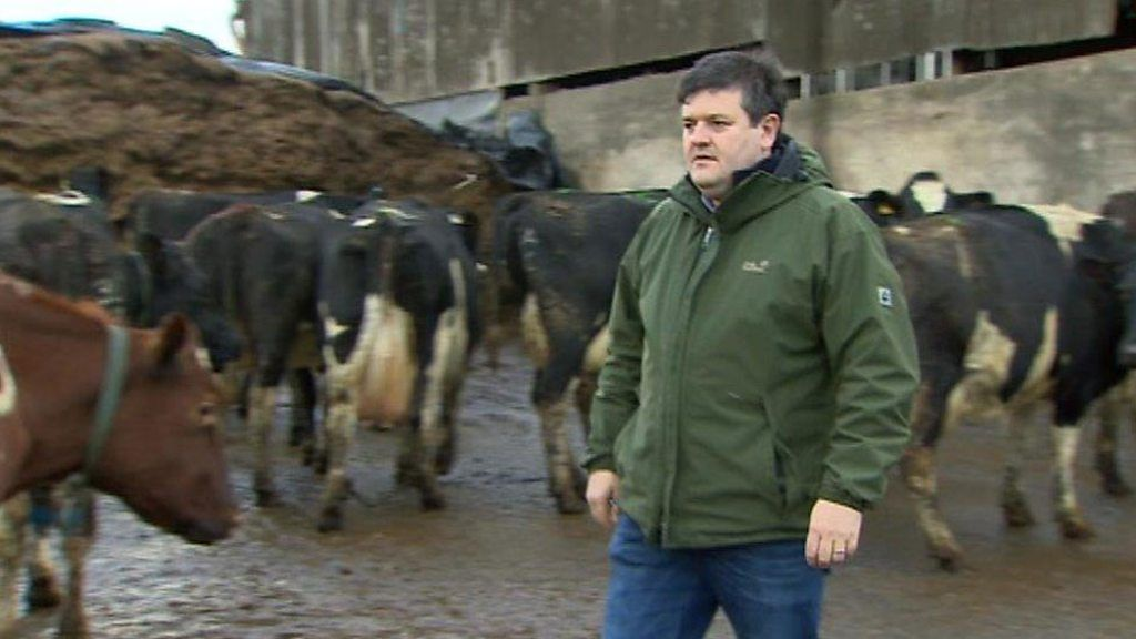 Pembrokeshire farmer says they have 'best' pollution solutions