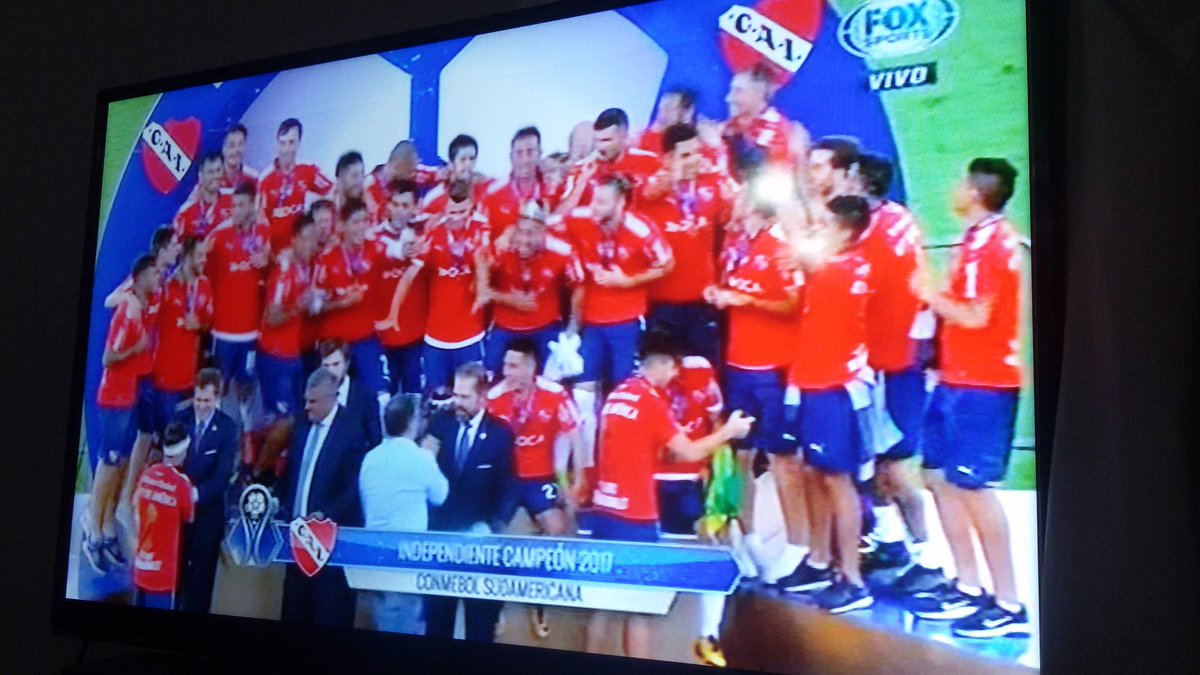 #CopaSudamericana