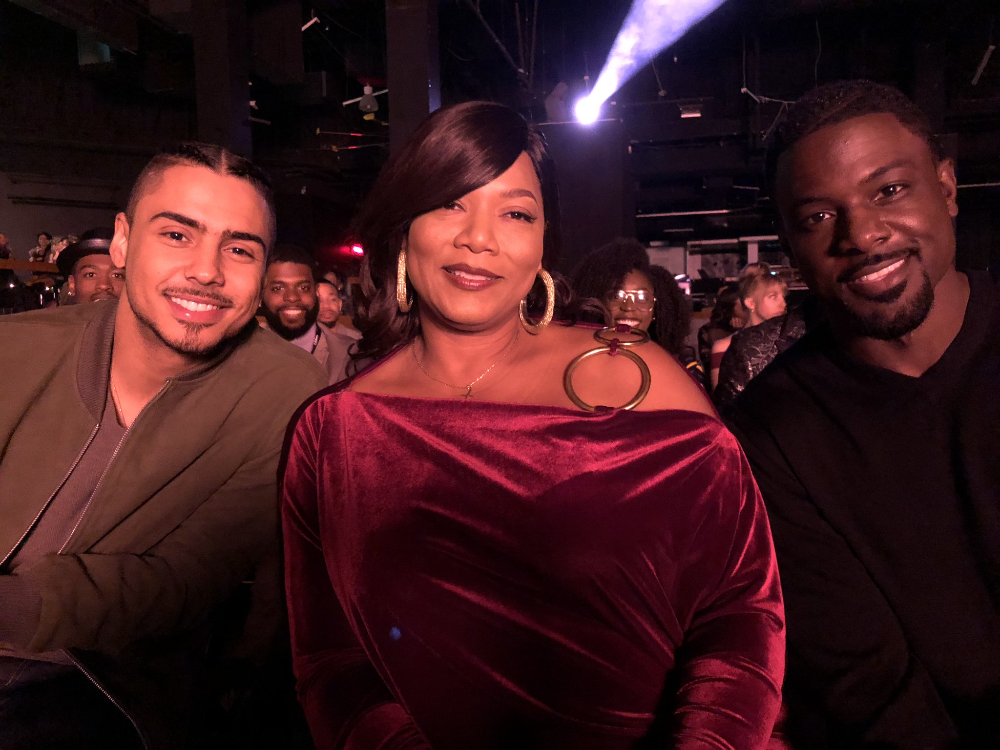 Yass! We're cheering for #Take3! 🙌🏾 #STAR https://t.co/8rBJ6EA9UE