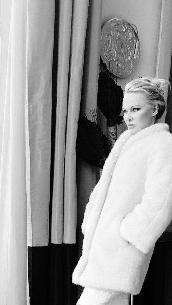 Pamela Anderson Eco Fur Collection https://t.co/0X5WWtvH8H https://t.co/T0rtkEqIYX