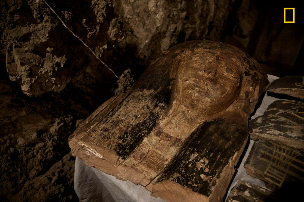 New discoveries revealed from tombs in Luxor, Egypt