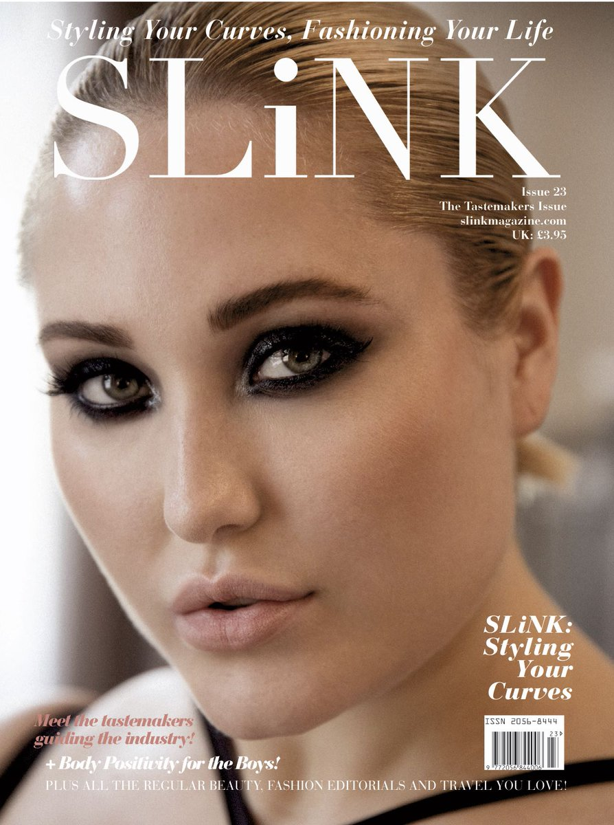 So proud of my daughter @hhasselhoff and her latest cover of @slinkmagazine ! Out now ! https://t.co/RVg3soAQDr