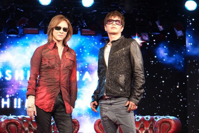 test ツイッターメディア - 次回の「芸能人格付けチェック」、GACKTさんとX JAPANのYOSHIKIさんがタッグ出場!これは優勝wwwww https://t.co/2Q23EvqZ0x https://t.co/2oAXEMnoKu