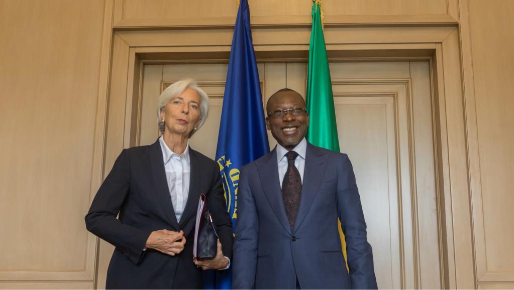 Bénin: la directrice du FMI estime que le pays est sur la bonne voie