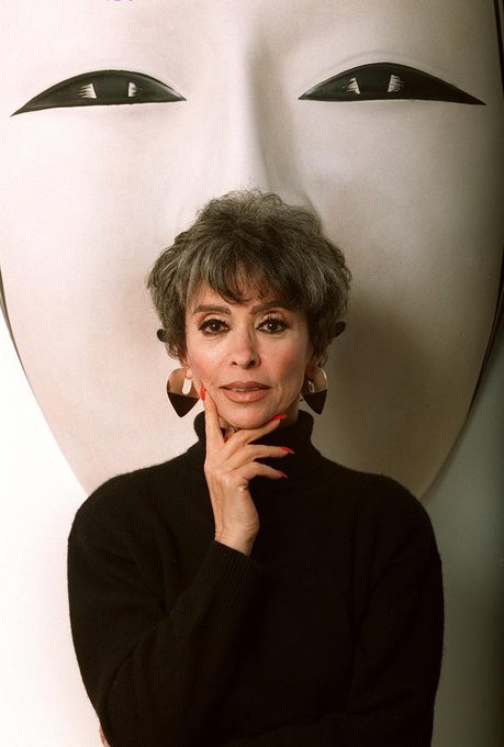 Happy 86th Birthday to Rita Moreno!