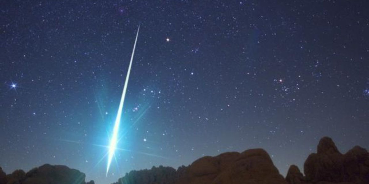5 tips to view a meteor shower