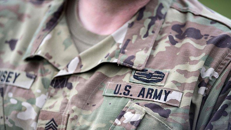 DOJ appeals transgender troops ruling