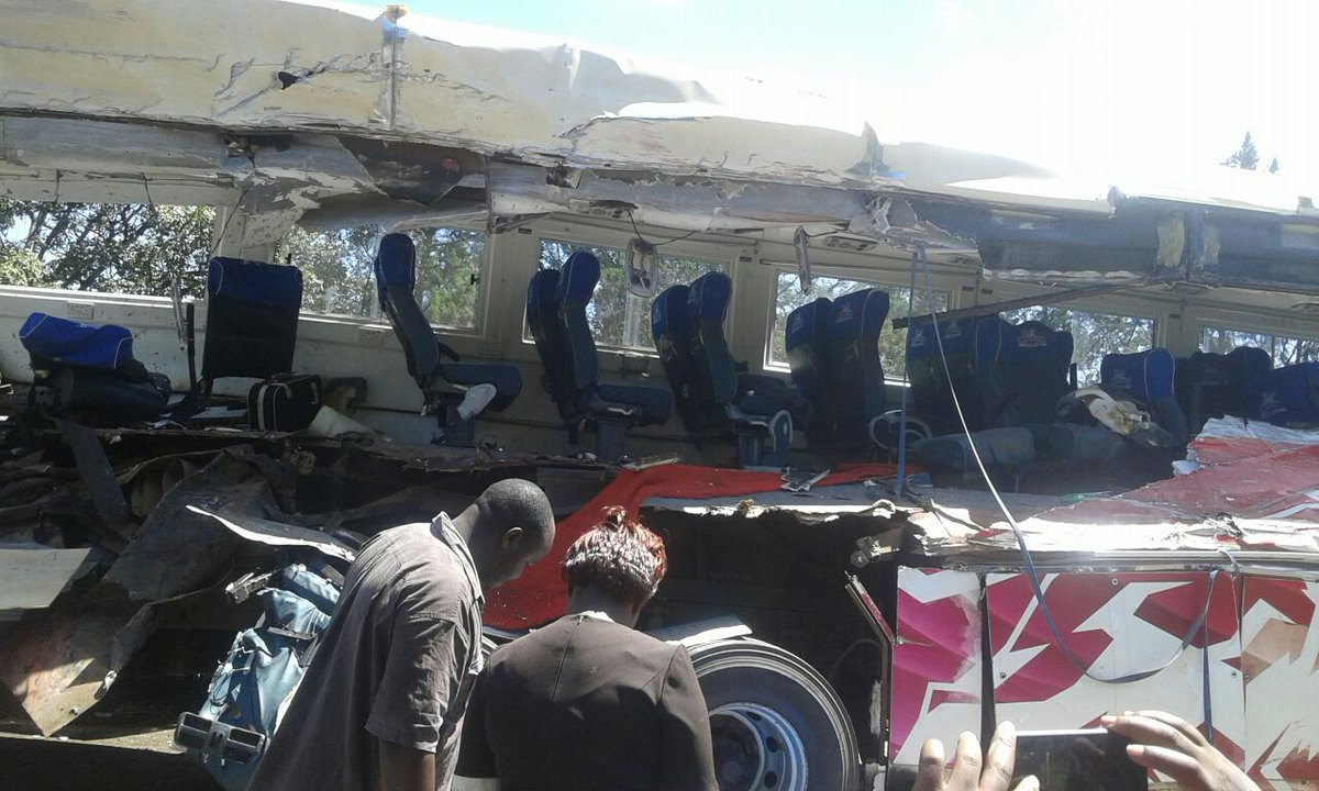 Several people feared dead after grisly road accident at Sachangwan