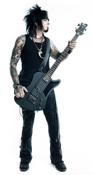 Happy Birthday to Nikki Sixx!!