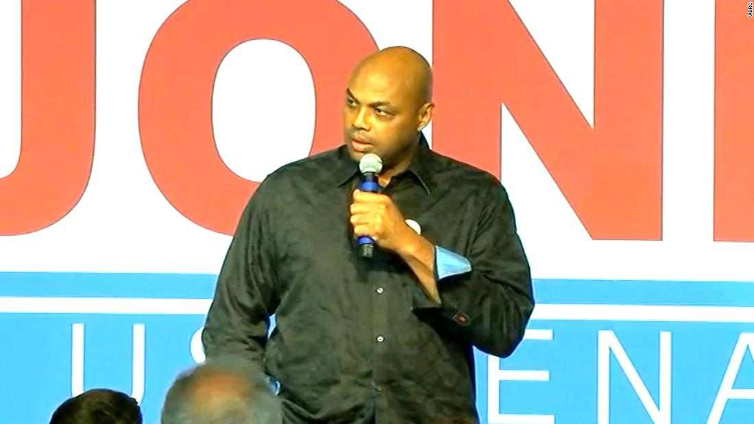 Former NBA-player Charles Barkley: I feel 'nervous' about Alabama special election