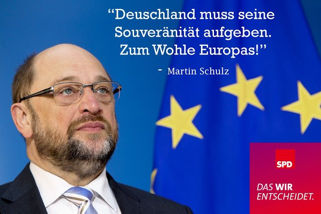 RT @V_of_Europe: Schulz's 'United States of Europe' is an insane pipe dream that will never happen https://t.co/uQXbAfmjVk