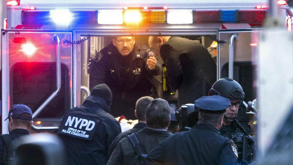Christmas target of NYC subway bomber