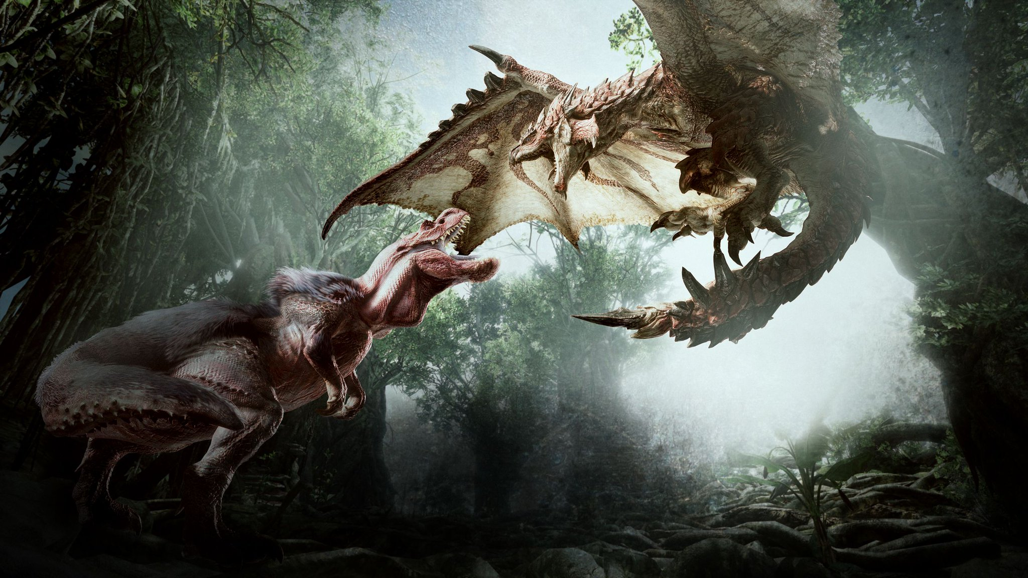 We played the Monster Hunter: World beta, and we're hungry for more https://t.co/dE1ua7HPqb https://t.co/fETL8sQwss