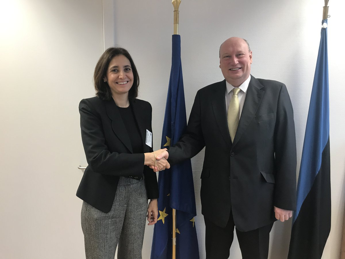 "test Twitter Media - DG Hololei w/ new SG of @eraaorg Montserrat Barriga: ""regional airlines welcome the connectivity index as they play an important role in regional connectivity, where PSOs are an important tool."" https://t.co/FX5dMahyAK https://t.co/hrHyUaMROH"