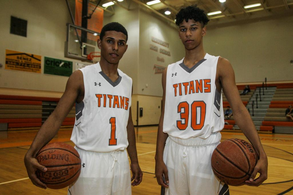 Displaced from Hurricane Maria, local basketball players find solace on the court