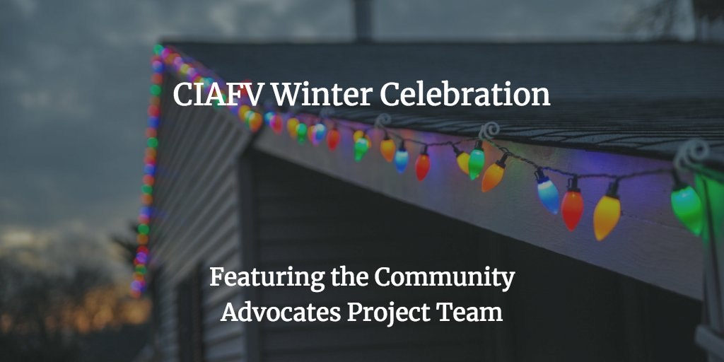 test Twitter Media - CIAFV Reminder: Winter Celebration next week!  https://t.co/LoCRC9xQUp https://t.co/UuaxqOvtqx