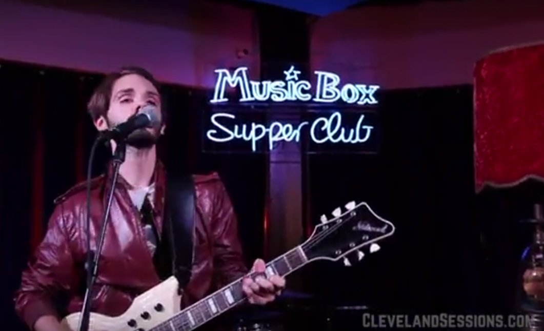 The Modern Electric plans to take its new sound coast to coast: Live at the Cleveland Sessions